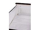 Одеяло, подушка, мягкая боковина и постельное белье ML-34125