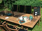 Удлиняющийся садовый стол Future 110x210-300 см EV-34452