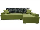 Угловой диван-кровать с ящиком Klaus SN-34583