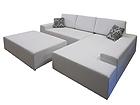 Угловой диван Johannes + пуф SN-38228