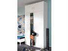 Шкаф платяной с дополнительным шкафом Soft Plus SM-38435
