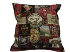 Декоративная подушка из гобелена Pubid 50x50 см TG-38623