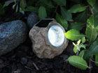 Садовая лампа с солнечной панелью Kivi LED AA-38698