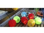 Садовый светильник с солнечной панелью Energy Balls 10 LED AA-38736