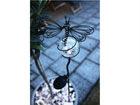 Садовый светильник с солнечной панелью Бабочка LED AA-38843