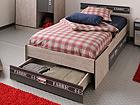 Кровать Fabric 90x200 см с ящиком кроватным MA-39731