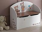 Ящик для игрушек Ted&Lily CM-41889
