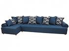 Угловой диван-кровать с ящиком Maxi Hannes SN-42297