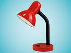 Настольная лампа Basic красный MV-43428