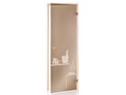 Дверь для сауны 70x200cm AD-4362
