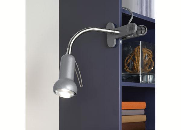 Настольный светильник Fabio серый MV-44304