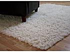 Шерстяной ковёр Flokati 90х170 см NA-4441