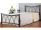 Кровать Celine 90x200 cm AQ-44666