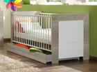 Детская кроватка Kira 70x140 см SM-46746