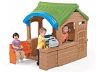 Step2 детский игровой домик с террасой и грилем WB-46892
