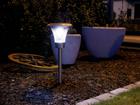 Садовый светильник с солнечной панелью AA-47100