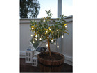 Садовый светильник с солнечной панелью 20LED AA-47208