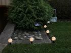 Садовый светильник с солнечной панелью 2in1 AA-47210