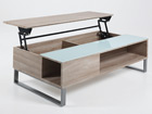 Журнальный столик с поднимающейся панелью Azalea CM-47398