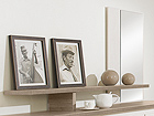 Зеркало с полкой Toscane MA-50565