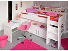 Компактная кровать Swan 90x200 cm MA-51409