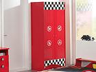 Шкаф платяной Monza AQ-51562