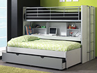 3-местная двухъярусная кровать Bonny AQ-51773