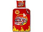 Детское постельное белье Fire truck QA-51903