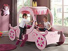 Кровать Princess Kate 90x200 cm AQ-52003
