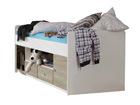 Компактная кровать Jette 90x200 cm SM-54016