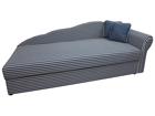 Диван-кровать с ящиком для белья Helga 90x200 см SN-54332