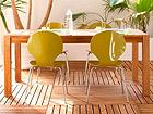 Обеденный стол Chicago 90x180 cm EV-54691