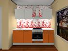 Кухня Kaisa 2 mini 220 cm AR-55426
