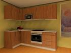 Кухня Kristin PLXM AR-57245