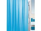 Штора в ванную True синий UR-57555