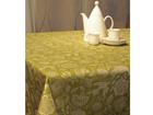 Скатерть из водоотталкивающего текстиля Amy 136x140cm TG-59709