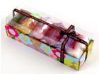 Подарочный набор мыла ручной работы YA-59793