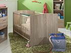 Детская кроватка Bambina 70x140 cm SM-60092