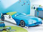 Детская кровать Grand Prix + матрас Inter Bonnel 90x200 cm CM-60498