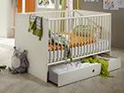 Детская кроватка Bibi 70x140 cm SM-60607