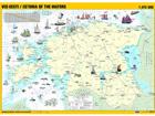 Карта Воды Эстонии RW-62020
