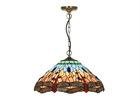 Подвесной светильник Dragonfly Tiffany LH-63920