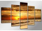 Картина из 5-частей Пляж ED-65499