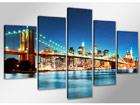 Картина из 5-частей New York ED-65500