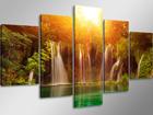 Картина из 5-частей Солнечный водопад ED-65581