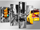 Картина из 5-частей New York ED-65609