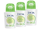 Roll-on дезодорант Lycia Fresh Therapy 3x50мл TZ-65637