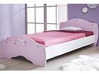 Детская кровать Papillon + матрас Inter Pocket 90x190 cm CM-65720