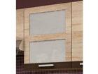 Верхний кухонный шкаф со стеклянной дверью 60 cm TF-65931