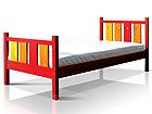 Кровать Junior берёза 90x200 cm AW-66187